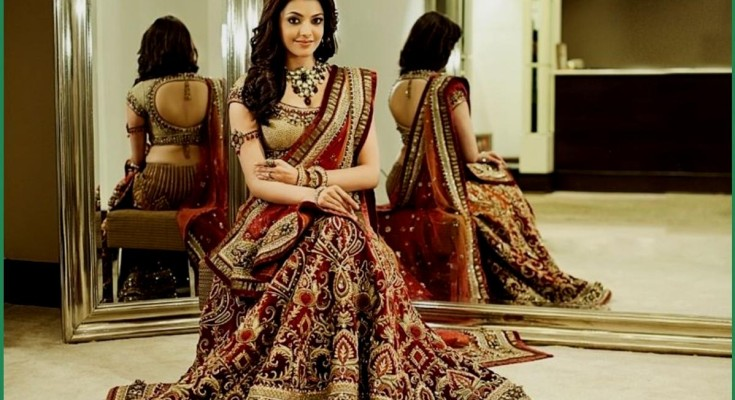 62afb4e2a91 Indian Wedding Dresses