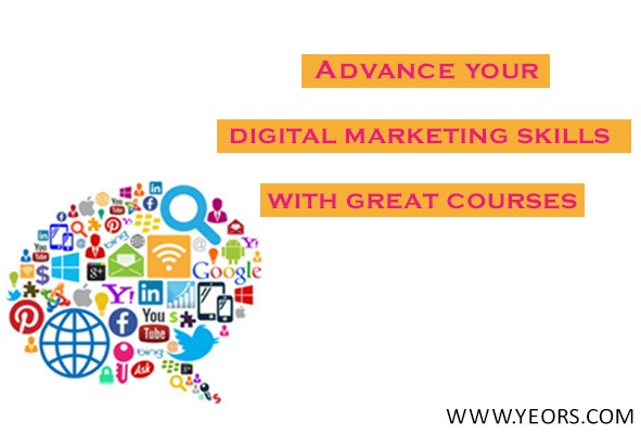 digital marketing skills with great courses