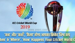 ICC Cricket World Cup 2019- www.yeors.com