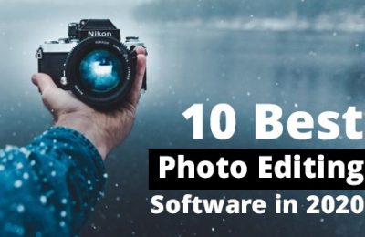 10 Best Photo Editing Software in 2020