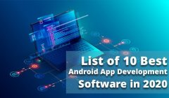 List of 10 Best Android App Development Software in 2020
